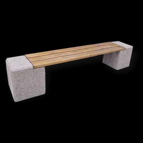 Ławka betonowa
