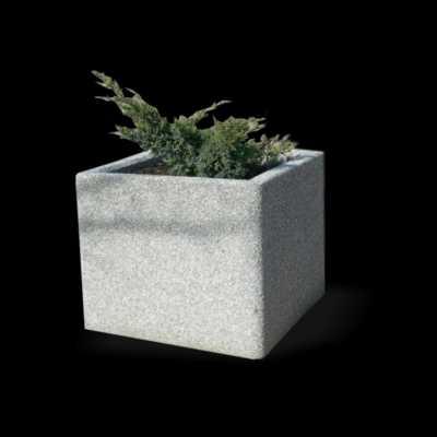 Donica betonowa kwadratowa