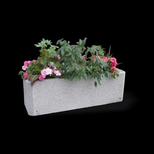 Donica betonowa prostokątna