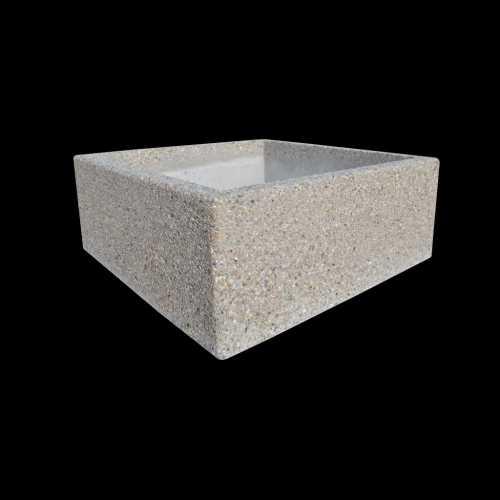 Donica betonowa kwadratowa 100 x 100