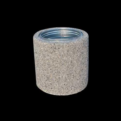 Kosz betonowy - żwir filtracyjny 3-9 mm
