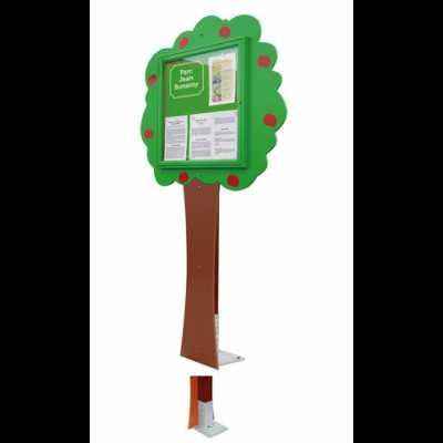 Drzewko informacyjne wolnostojące