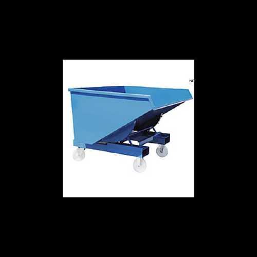 KONTENER SAMO-WYSYPOWY na kółkach (350kg/koło)