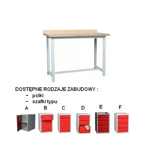 Stół warsztatowy BS11L
