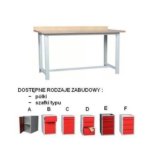 Stół warsztatowy BS15G