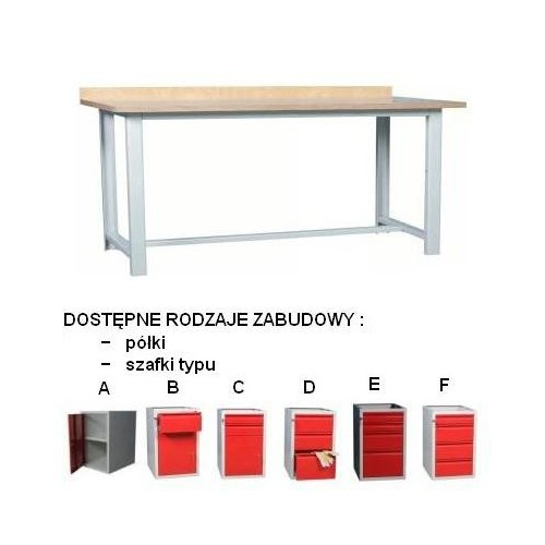 Stół warsztatowy BS20G