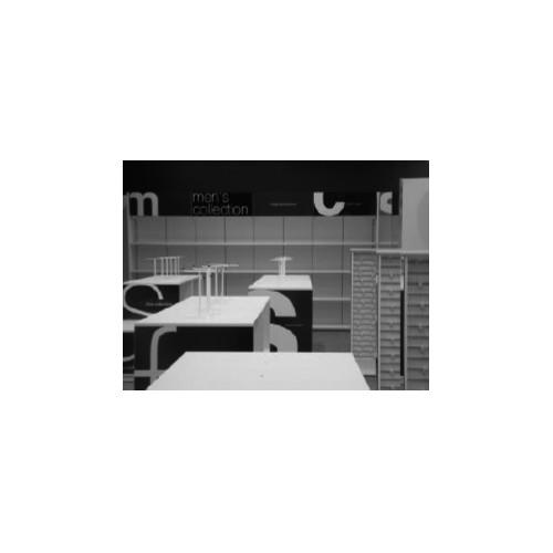 Regał ścienny 600mm (W, M)