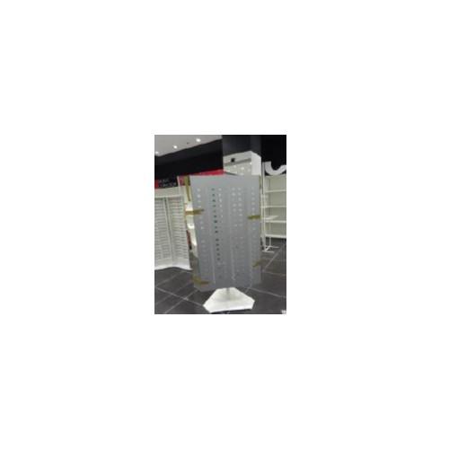 Stojak na okulary (O) Obrotowy stojak na okulary 65cm x 161,3 cm O