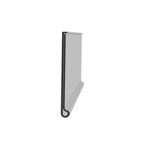 Listwa Cenowa PC-DBR z taśmą piankową