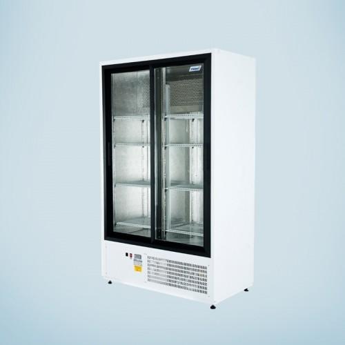 Szafa chłodnicza SCH 800/R drzwi przesuwne, przeszklone