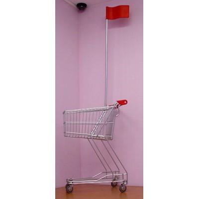 Wózki sklepowe ASAM podst pręt 25 L