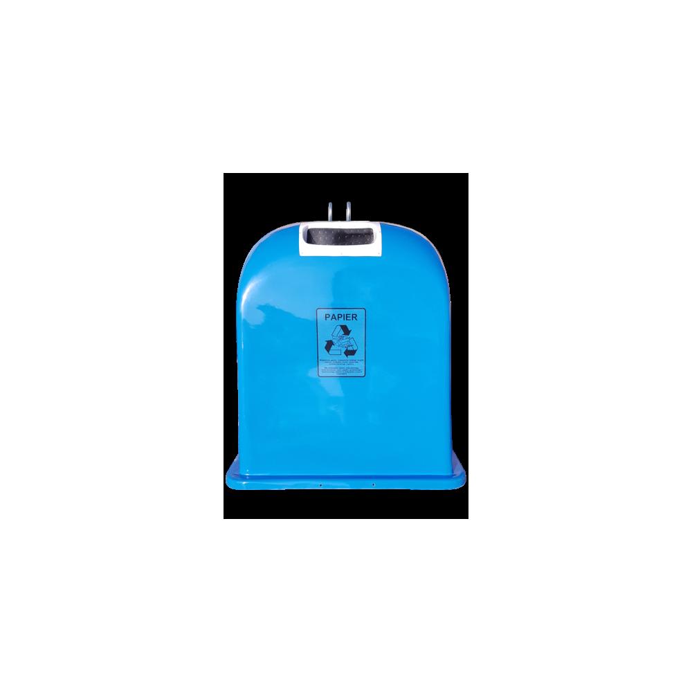 Pojemnik na śmieci dzwon podstawa kwadratowa
