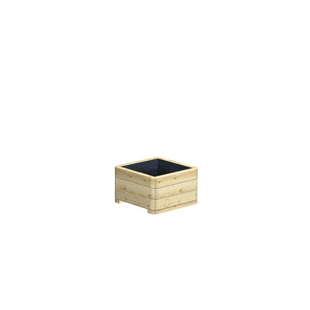 Donice drewniane 3 elementowe donica drewniana