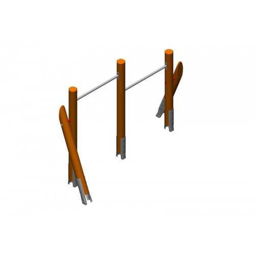Drążki akrobatyczne SZ-14