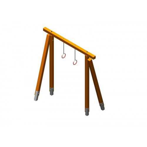 Drążki akrobatyczne SZK-14