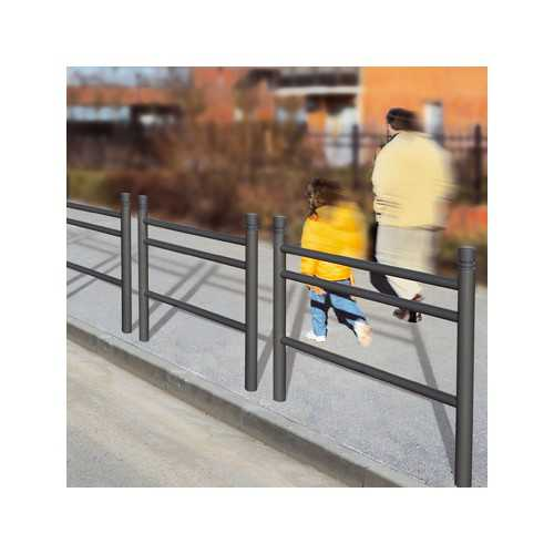 bariera miejska trio