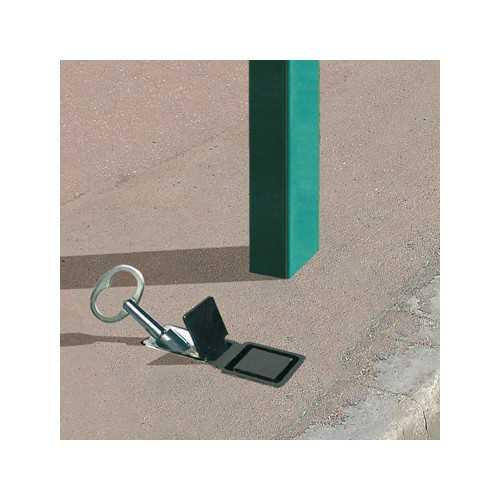 Zestawy ruchome serrubloc dla barier miejskich