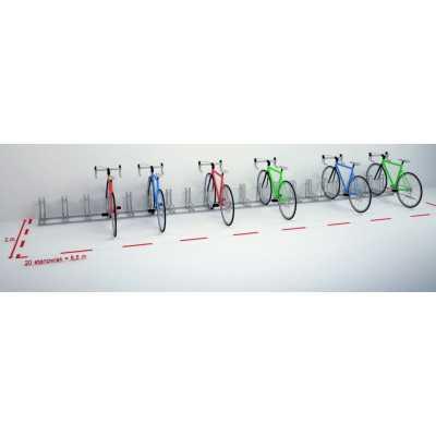 Stojak rowerowy RAD 19