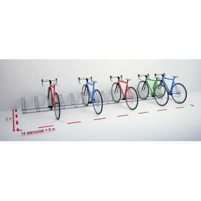 Stojak na rowery CROSS 14
