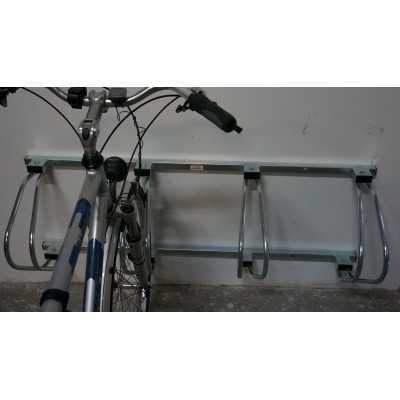 Stojak rowerowy ECHO 4 ścienny