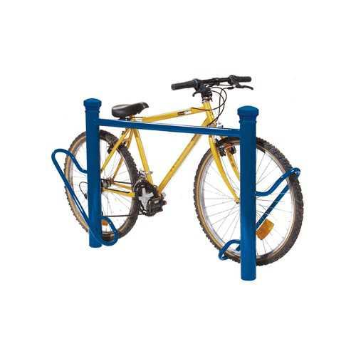 Stojak rowerowy Duo wysoki
