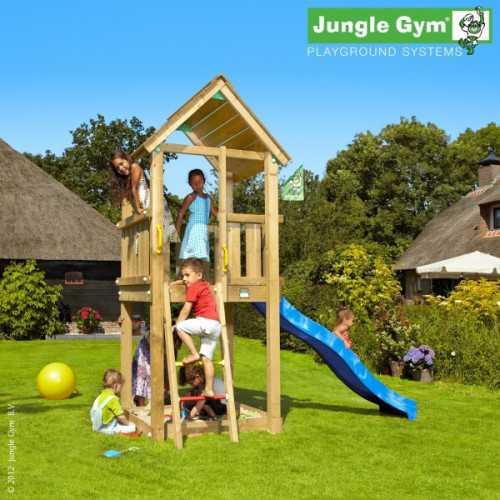 Drewniany plac zabaw Jungle Gym CLUB
