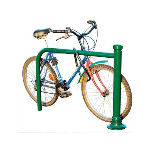 Bramka na rowery i motocykle