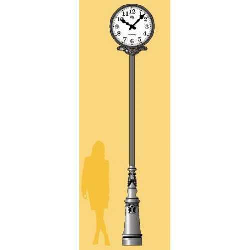 Zegar uliczny ozdobny