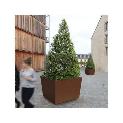 Donice miejskie ogrodowe na drzewa Olbia