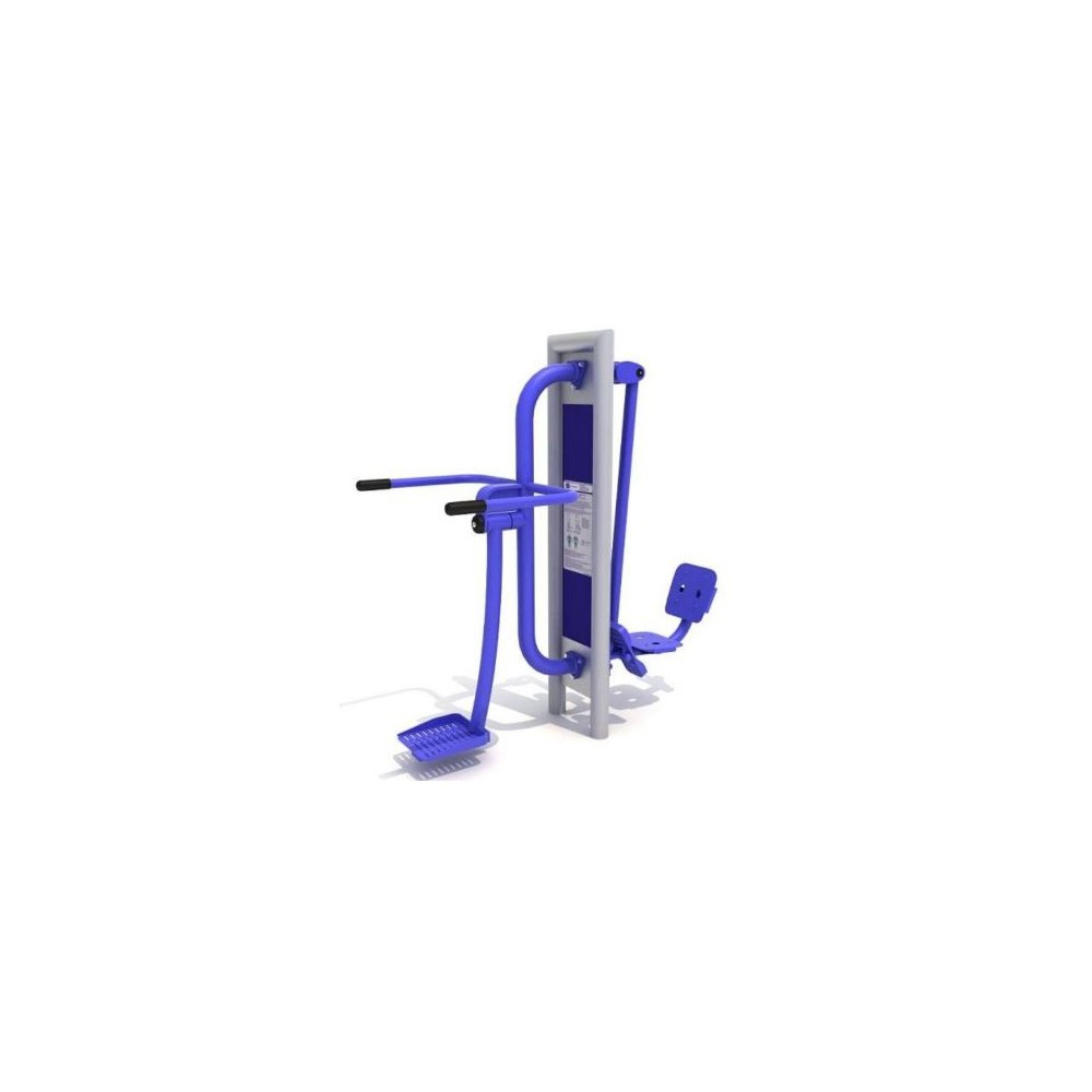 Urządzenie Fitness Prasa nożna Wahadło F6+F5