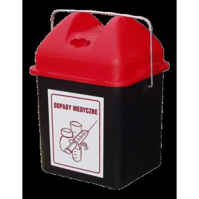 Pojemnik na baterie/przeterminowane leki