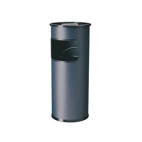 Kosz na śmieci - popielnica z pojemnikiem na piasek