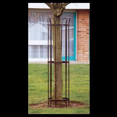 Osłona drzew wyska średnica 250 i 450 mm
