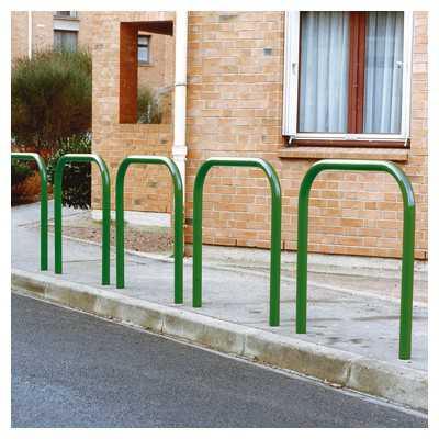 Bariery ochronne miejskie drogowe wzmocnione zielone bez wzmocnienia