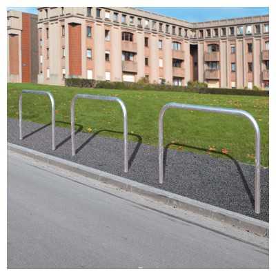 Bariery ochronne miejskie drogowe wzmocnione ocynk bez wzmocnienia