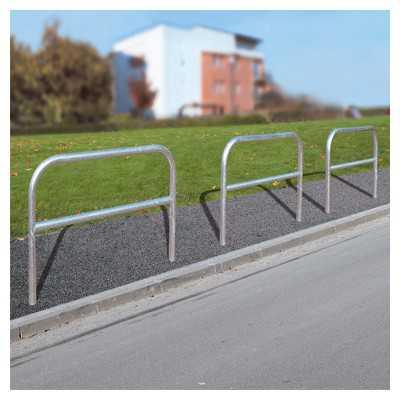Bariery ochronne miejskie drogowe wzmocnione ocynk wzmocnione