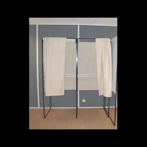 Kabina wyborcza do głosowania 100x130x200 cm