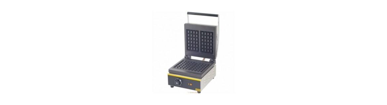 Gofrownice - nowoczesne gofrownice do obróbki termicznej