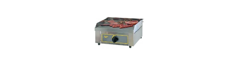 Grille- super grille do obróbki termicznej jako wyposażenie