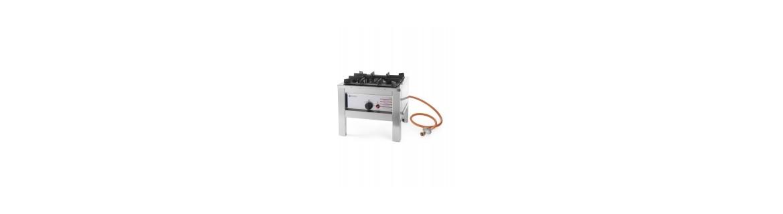 Taborety gazowe i elektryczne